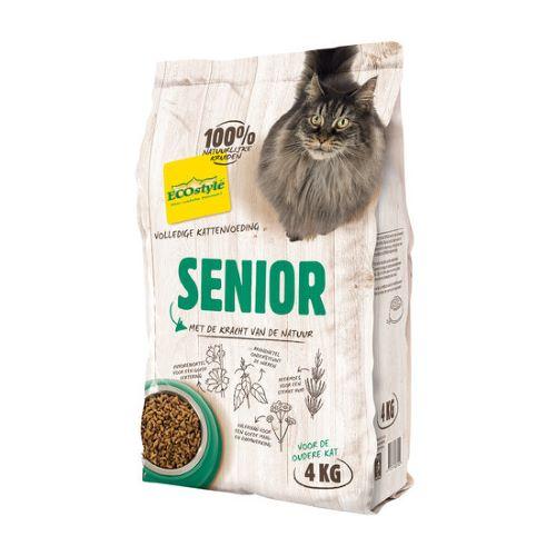 Ecostyle Senior kattenbrok